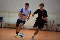 O víkendu začíná Juniorská futsalová liga.