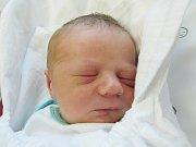 MARTIN ČERMÁK Narodil se 17. října v liberecké porodnici mamince Taťáně Oniščenkové z Postřelné. Vážil 3,35 kg a měřil 50 cm.
