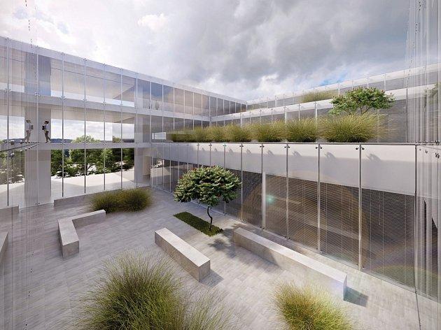 Vítězný návrh libereckého ateliéru SIAL.