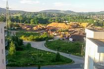 MONTOVNA má vyrůst v místě skládky stavebního odpadu.