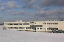FIRMA LAIRD sídlí v Průmyslové zóně Jih.