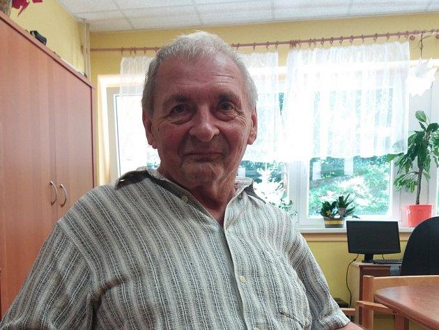 Jiří Hlaváček.