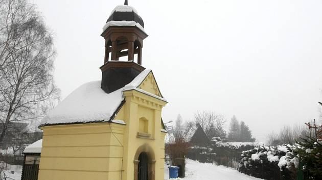 Město Liberec kapličku zachránilo po dlouhých letech chátrání.