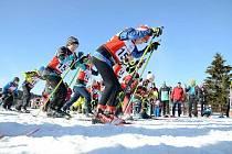 45. ročník Závodu zdravotníků v běhu na lyžích.
