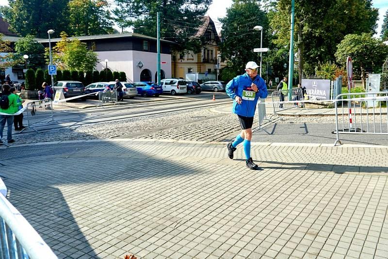 Mattoni Liberec Nature Run 2021.