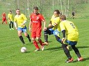 Fotbalová III. třída - Liberecko (galerie) Hejnice B - Krásný Les 3:1.