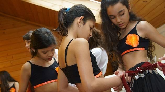 Den Romů připomněla loni akce v Komunitním středisku Kontakt.
