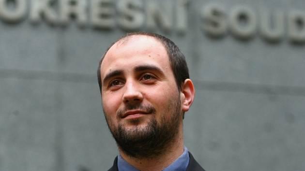 Pavel Vondrouš před libereckým soudem