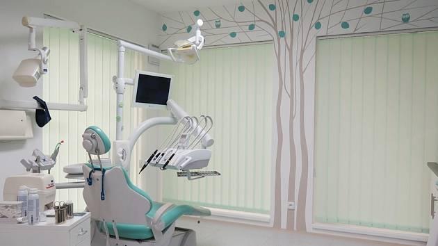 Zubní pohotovost.