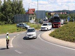 1. července začala částečná uzavírka ulice České mládeže v Liberci, která potrvá tři a půl měsíce.