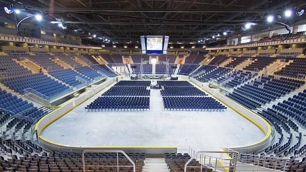 Liberecká Tipsport arena.
