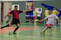 Další porážka. Futsalisté Liberce nestačili na Teplice poměrem 1:7.