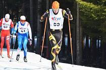 NA ČELE ZÁVODU. Ale v uplynulé sezoně neměl Tomáš Kvasnička z Dukly Liberec štěstí ve finiši.