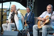 Na Tulifestu v centru Liberce jako speciální host vystoupí Ivan Mládek se svým Banjo Bandem.