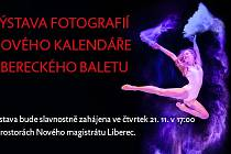 Výstava fotografií libereckého baletu