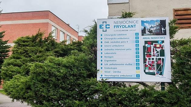 Nemocnice Frýdlant