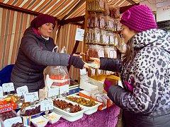 Do Turnova se opět sjeli řemeslníci z celé republiky, aby své zboží představili na tradičních Vánočních řemeslnických trzích.