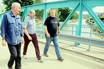KONTO NA POMOC ZAPLAVENÝM. Přemysl Sobotka ho pomohl založit bezprostředně po víkendu, kdy Liberecko zasáhly ničivé povodně.