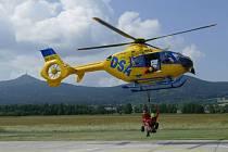 letecká záchranná zdravotní služba Libereckého kraje