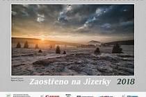 Kalendář Zaostřeno na Jizerky 2018