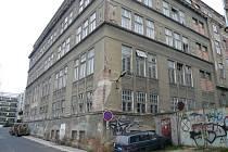 Brownfieldem jsou třeba areály bývalé tiskárny v Liberci.