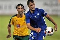 Úvodní zápas play off Evropské ligy liberečtí fotbalisté na Kypru zvládli.