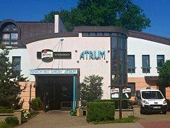Penzion pro seniory Atrium.