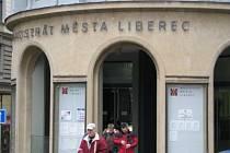 Magistrát města Liberce bude pracovat také v sobotu.