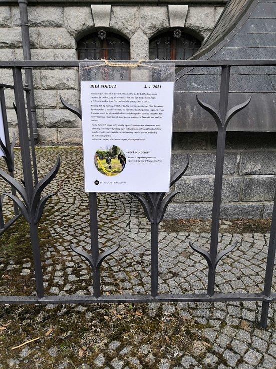 Liberecké muzeum připravilo velikonoční aktivity.