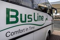 Autobus firmy BusLine.