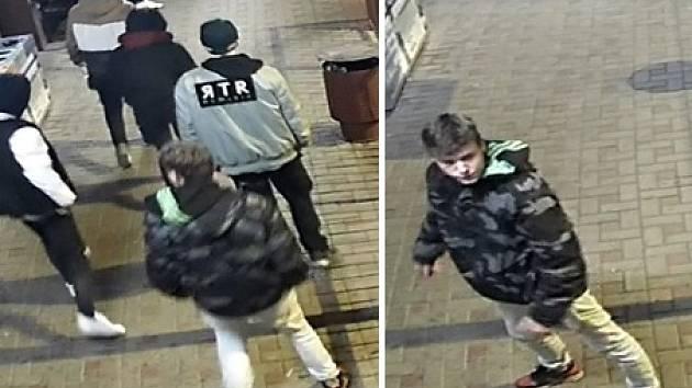 Policie hledá svědky z vlaku