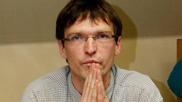 Ředitel ZŠ Doctrina Jiří Paclt.