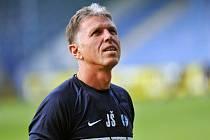 FC Slovan Liberec se chystá na utkání s týmem FC Šachťor Karaganda.