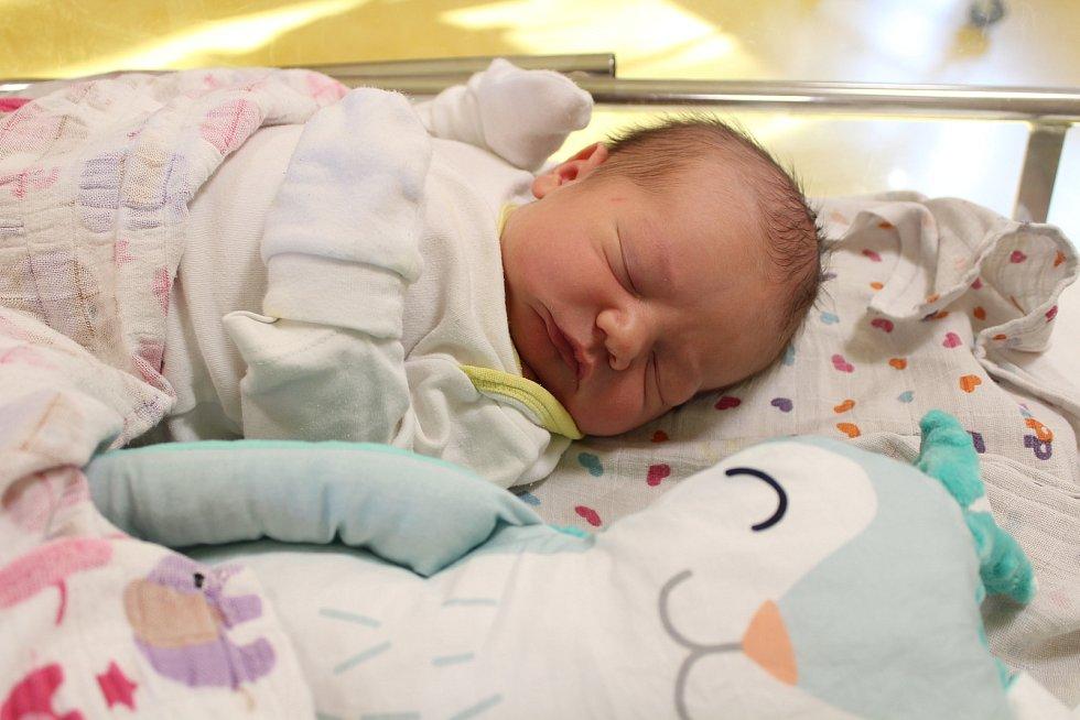 Matěj Hejhal. Narodil se 12. listopadu v liberecké porodnici mamince Martině Hejhalové z Liberce. Vážil 3,7 kg a měřil 51 cm.