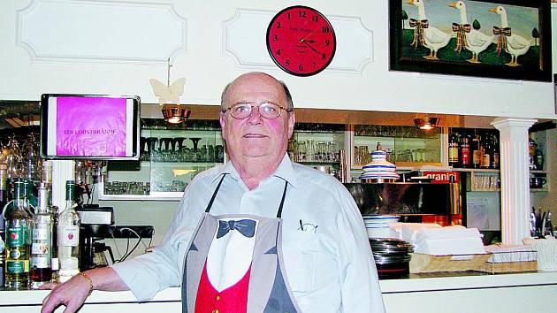 Prokop Pustina sice zapustil kořeny v Německu, prapor nezkažené české gastronomie ale nese hrdě dál i zde.