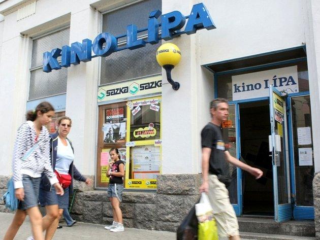 Kino Lípa v Liberci.