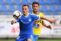Liberec remizoval s Teplicemi 1:1.