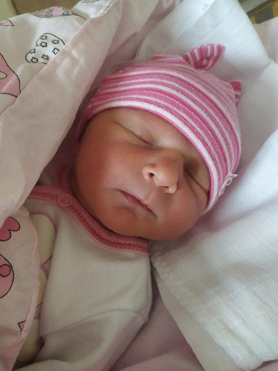 Monika Kubánková. Narodila se 11. září v liberecké porodnici rodičům Lence a Jaromíru Kubánkovým z Liberce. Vážila 3,14 kg a měřila 47 cm.
