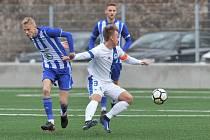 Juniorka Slovanu porazila Mladou Boleslav 6:2