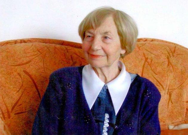 Helena Sobková.