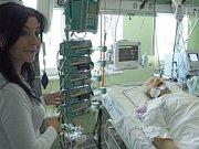 Technická universita v Liberci otevřela nový obor llékařského technika. Na výuce žáků spolupracuje s Krajskou nemocnicí Liberec.