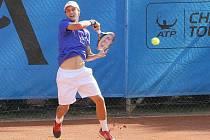 Dnes budou hrát na kurtech U Jezírka favorité tenisového Svijany Open 2015.