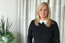 Starostka Stráže nad Nisou Daniela Kysilková.