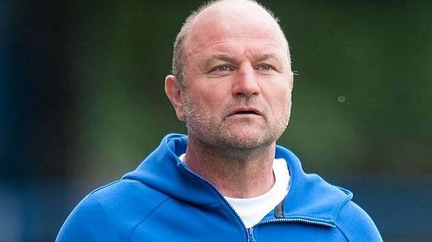 Hoftych trenér Slovanu Liberec