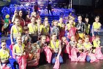 TAKT LIBEREC. Taneční skupina v Chomutově získala čtyři medaile.