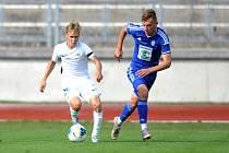 Rezerva Slovanu Liberec nestačila doma na béčko Boleslavi.