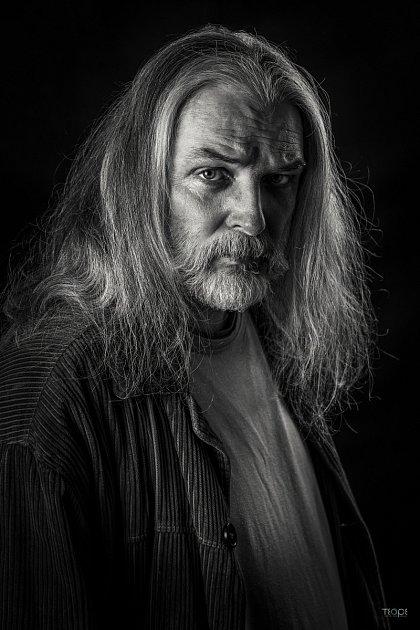 IVAN MRÁČEK. Výtvarník, malíř, autor večerníčku Krysáci.