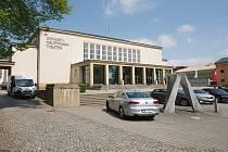 Jedno z kulturních center Žitavy divadlo Gerharta Hauptmanna