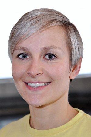 Instruktorka Zuzana Vávrová