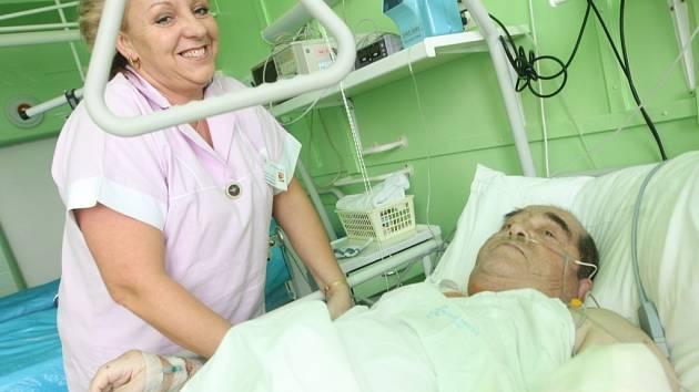 Ortopedie - liberecká nemocnice.